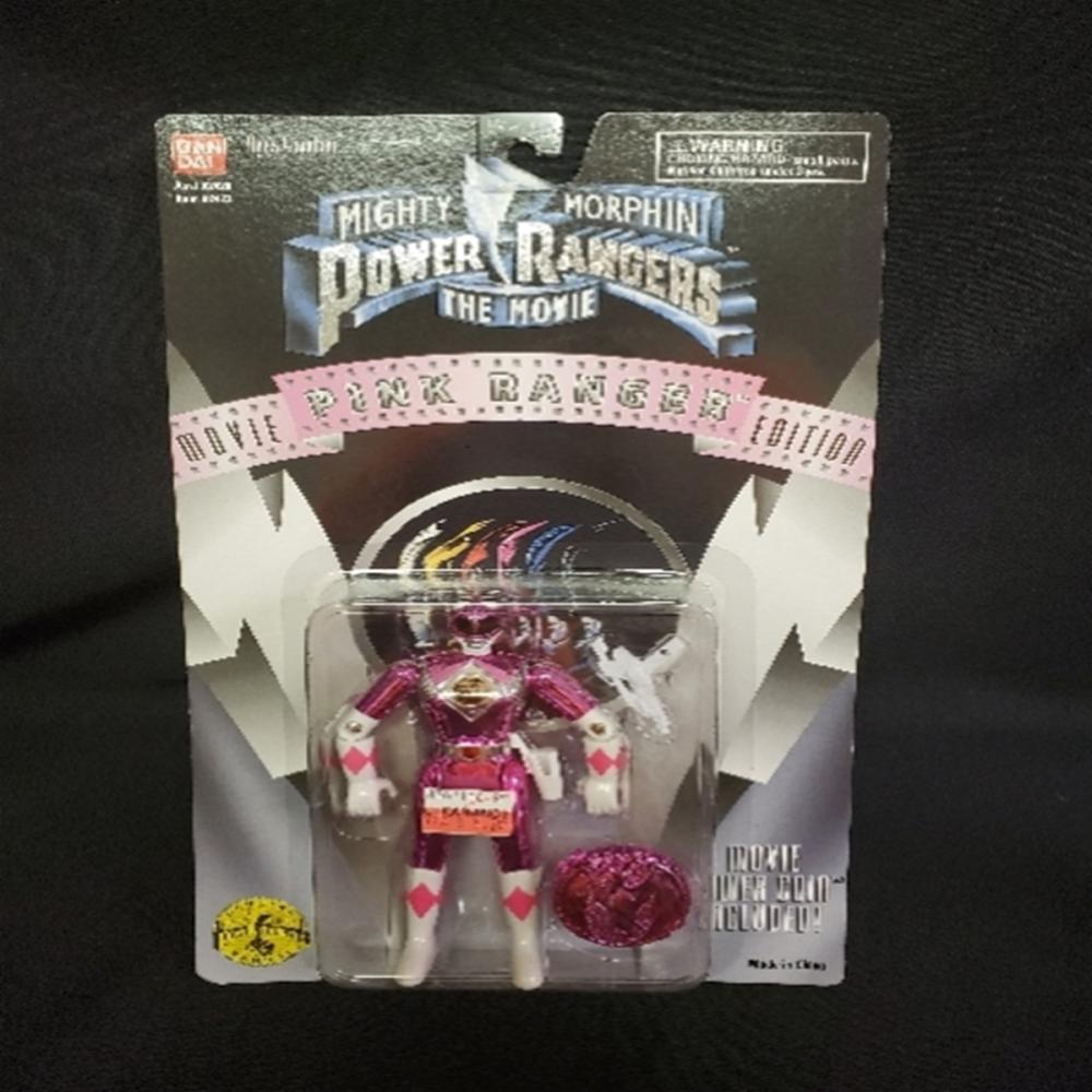 Mighty Morphin Power Rangers The Movie Pink Ranger