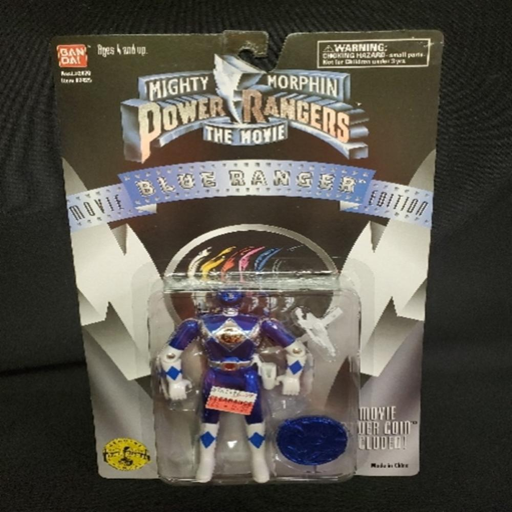 Mighty Morphin Power Rangers The Movie Blue Ranger
