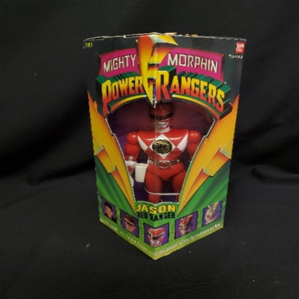 Mighty Morphin Power Rangers Red Ranger 8""