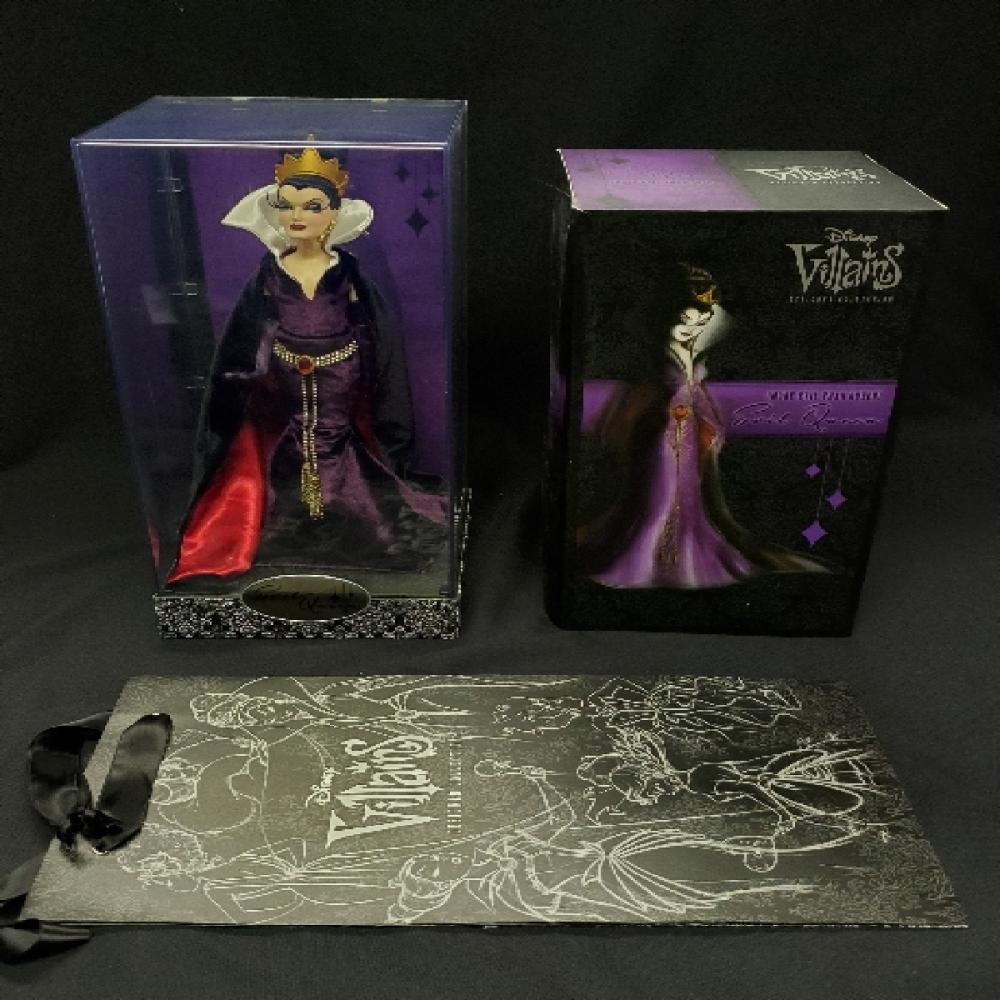 Disney Villains Designer Collection Evil Queen