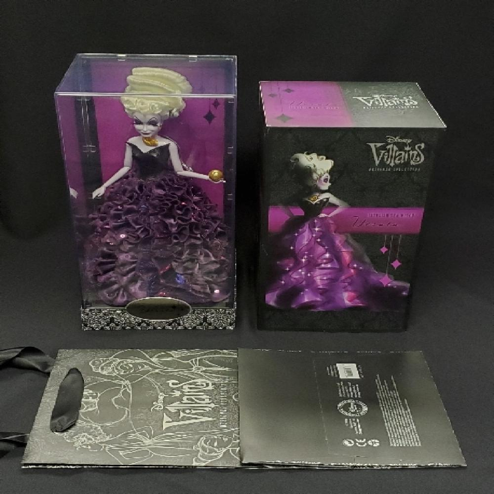 Disney Designer Villains Ursula Doll