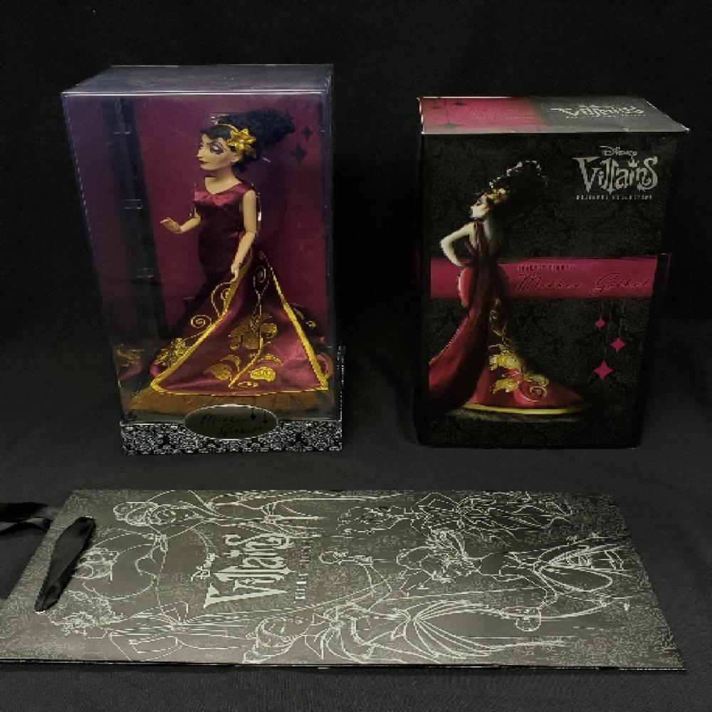 Disney Villains Designer Collection Mother Gothel