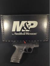 Smith & Wesson M&P Shield 9mm S&W NTS.