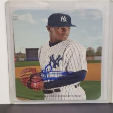 Lot 37: 2016 TOPPS ARCHIVES 1969 LUIS SEVERINO Auto