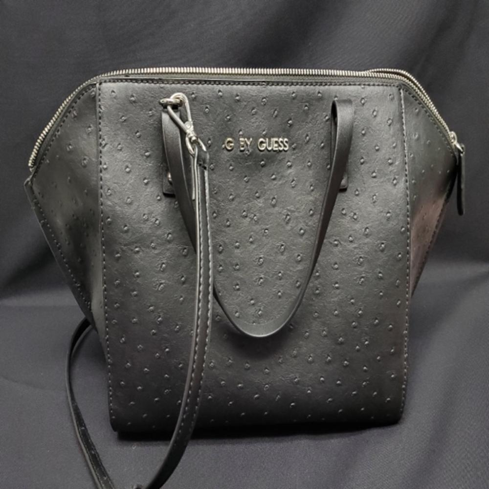 G by Guess Hand Bag - Black and White