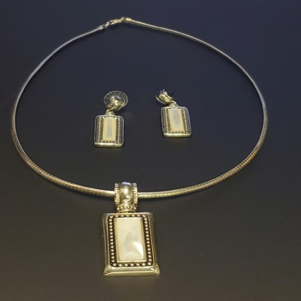 Premier Designs Necklace and Earring Set