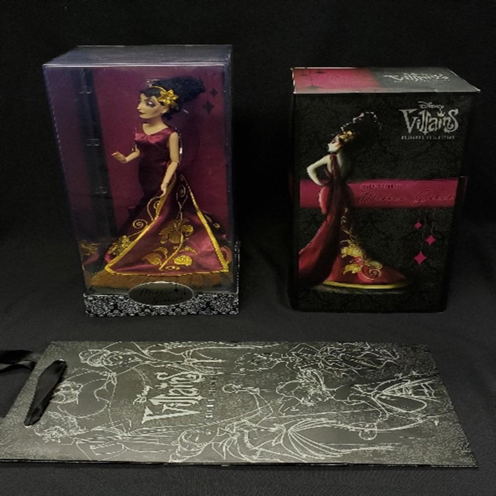 Lot 105: Disney Villains Designer Collection Mother Gothel