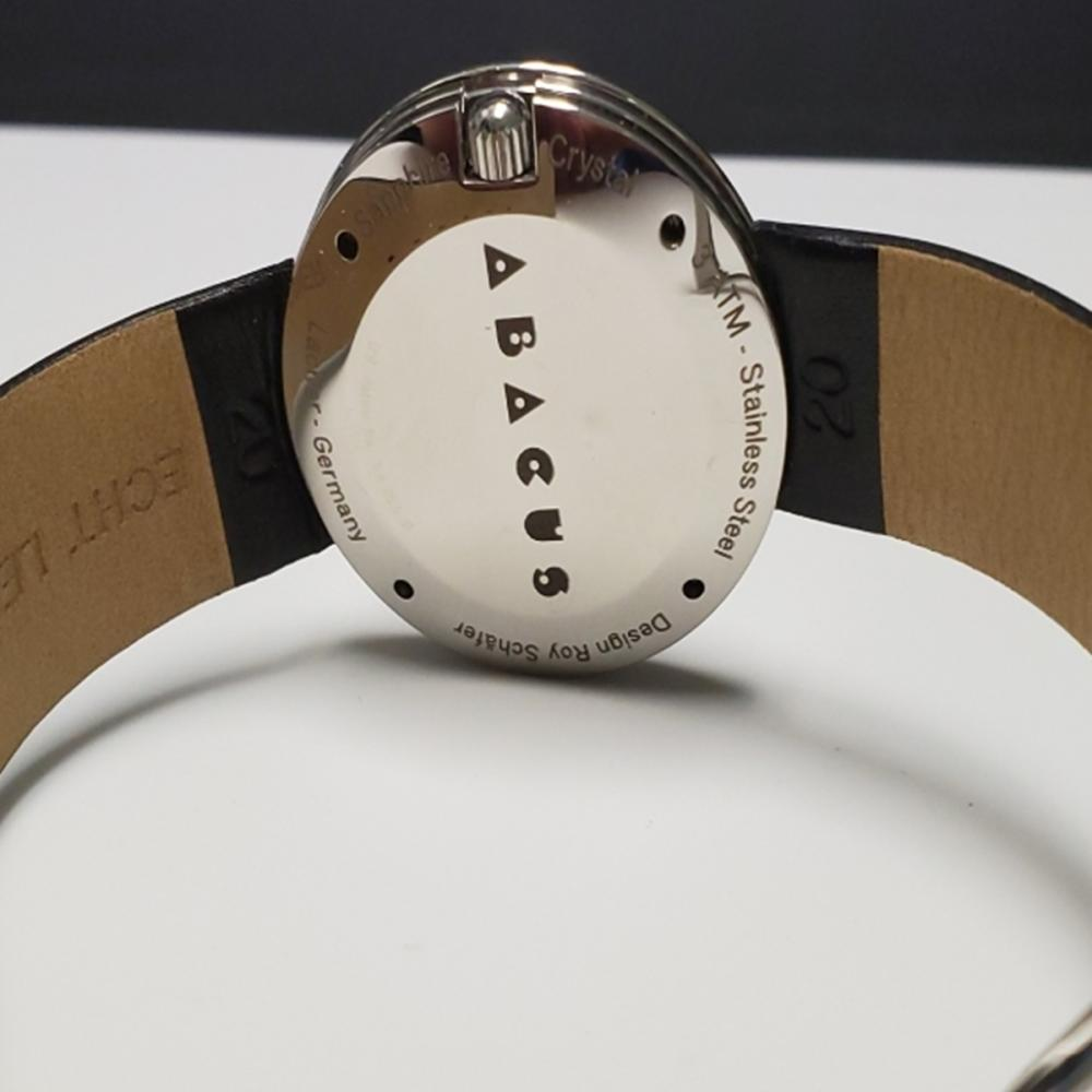 Lot 128: Abacus 2 Watch by Lacher