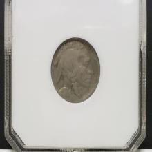 Lot 139: 1914 Buffalo Nickel VG8
