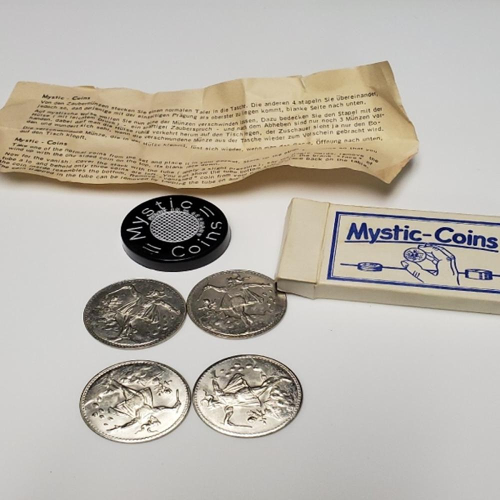 "Vintage ""Mystic-Coins"" Magic Coins WDW"