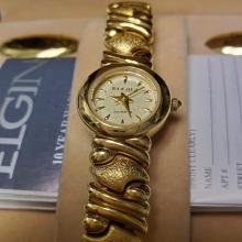 Lot 152: NIB Elgin ELA116 Ladies Watch - Very Nice!