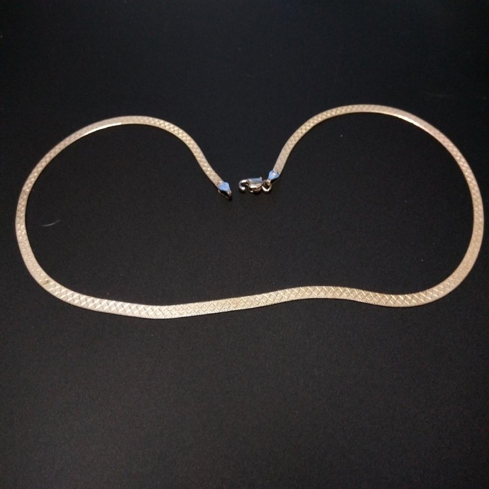 Lot 176: .925 Sterling Silver Chain