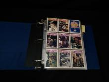 Mixed Trading Card Series, Doctor Who, ALF,