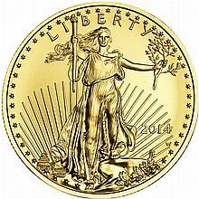 1 oz American Gold Eagle (BU)