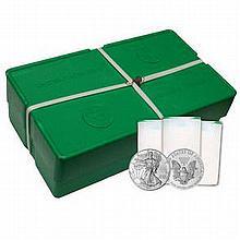 American Silver Eagle Monster Box (500 Coins, BU)