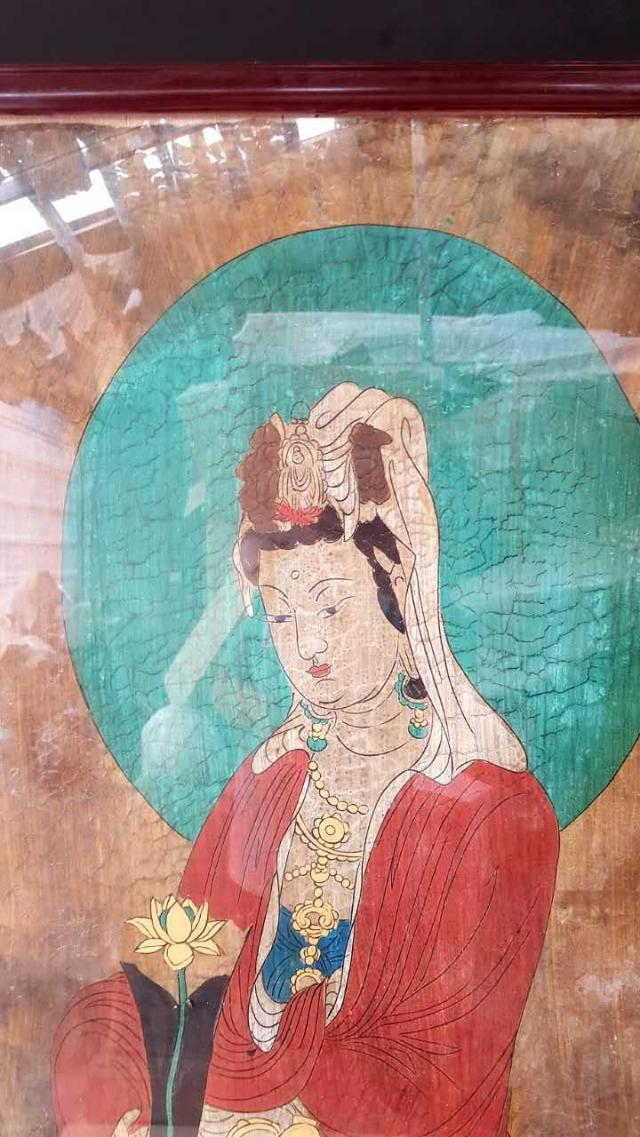 chinese mural painting ancient dunhuang painting murals 10163