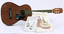GLOBAL ACOUSTIC GUITAR. Entry level six string