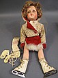 R&B; NANCY LEE DOLL. With skates. #2117. With