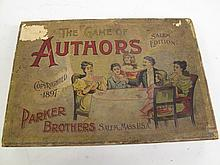 VICTORIAN PARKER BROTHERS