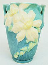 ROSEVILLE POTTERY.  Clematis.  111-10.