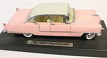1955 CADILLAC PROMO-CAR. Diecast and painted