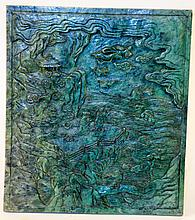 FOUR SCENIC CARVED PANELS. Including a pair of 11