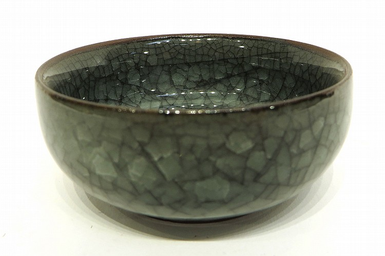 CHINESE GE TYPE GLAZED BOWL