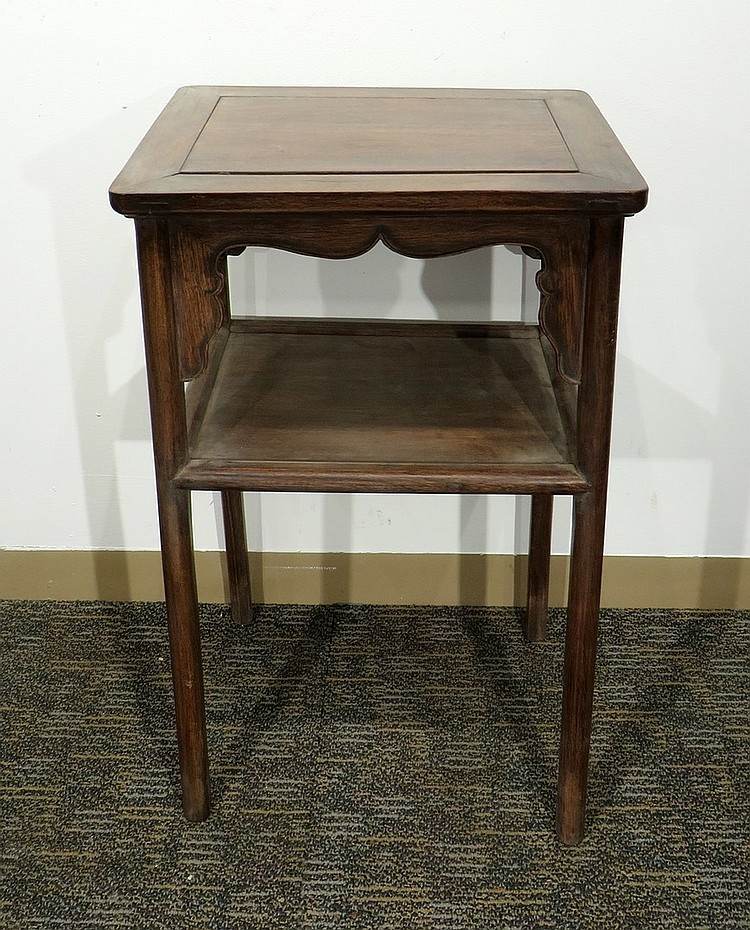 HUANGUALI TIERED SIDE TABLE