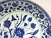 CHINESE MING PORCELAIN CHARGER PLATE