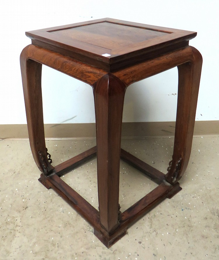 CHINESE HUANGHUALI PLANT STAND