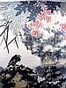LARGE CHINESE SCROL BYL PAN TIANSHOU (1897-1971)