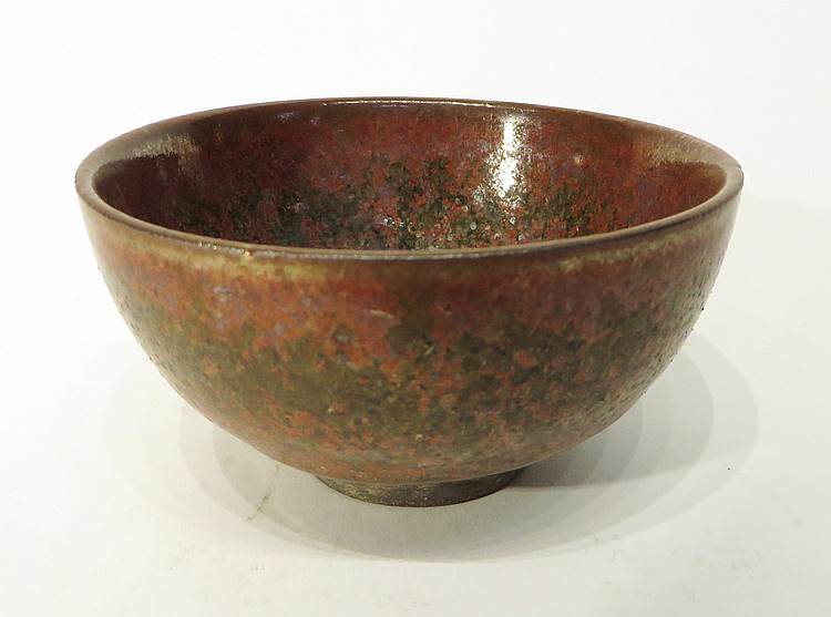 CHINESE JIAN OIL SPOT TEA BOWL