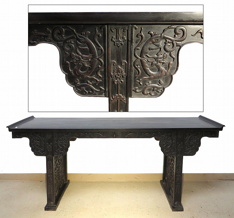 CHINESE ZITAN ALTER TABLE