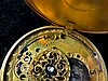 CONTINENTAL REPEATING POCKET WATCH BY COURVOISIER