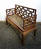 CHINESE HUANGHUALI SETTEE