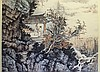CHINESE PAINTING SIGNED WU SONGNIAN