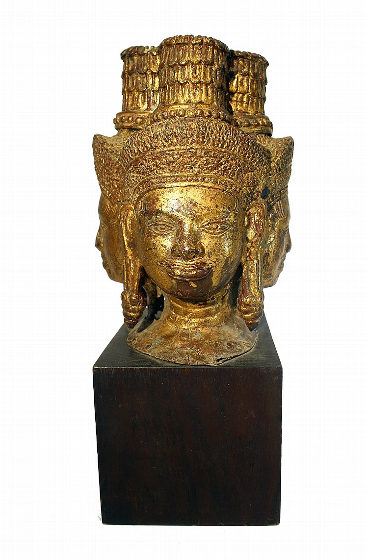 THAI KYMER FOUR HEADED BROHMIN