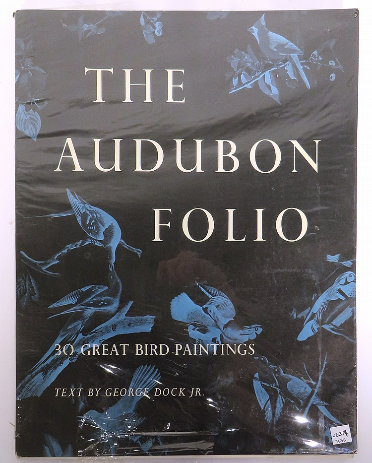 PORTFOLIO OF AUDUBON PRINTS