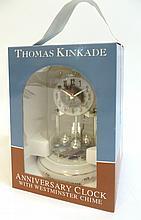 THOMAS KINKADE ANNIVERSARY CLOCK