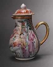 FAMILLE ROSE PITCHER
