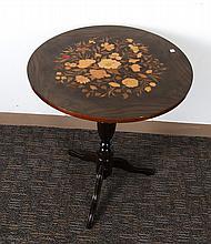 ROUND ITALIAN TEA TABLE