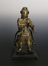 CHINESE QING DYNASTY BRONZE