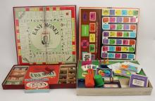 TWO VINTAGE BOARD GAMES