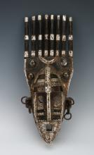 NTOMO WOOD & METAL MASK MALI