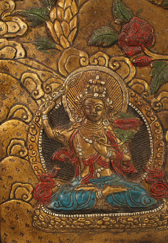 Antique Tibetan Thangka Paintings For Sale