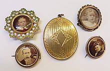 Four Friendship Pins