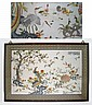 Chinese Embroidery Of Ornithological Interest