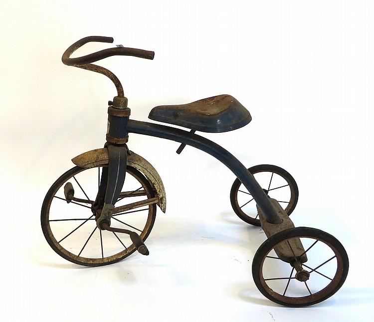 Antique Airplane Tricycle : Vintage hedstrom tricycle