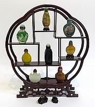 Collection Of Snuff Bottles