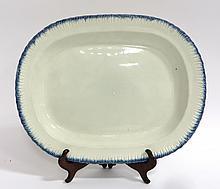 Enoch Wood Pearlware Platter
